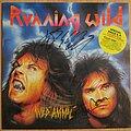 Running Wild - Tape / Vinyl / CD / Recording etc - Running Wild - Wild Animal EP 1990 signed
