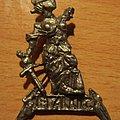 Metallica - Pin / Badge - Metallica old necklace medal