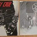 Mötley Crüe - Tape / Vinyl / CD / Recording etc - Mötley Crüe - Too fast for love LP 1985 reissue