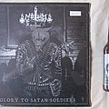 MÖRBID CARNAGE - Glory to satan soldiers EP with beer Tape / Vinyl / CD / Recording etc