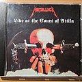 Metallica - Tape / Vinyl / CD / Recording etc - METALLICA - Live at the court of Attila CD