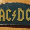 AC/DC - Pin / Badge - AC/DC very old pin