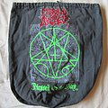 Morbid Angel - Blessed are the sick - old backpack