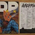 Ratos De Porao - Anarkophobia LP 1990
