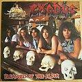 Exodus - Tape / Vinyl / CD / Recording etc - Exodus - Pleasures of the flesh  LP French press