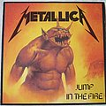 Metallica - jump in the fire first press Tape / Vinyl / CD / Recording etc