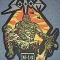 Sodom M-16 Patch