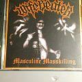 Wifebeater - Masculine Masskilling Tape / Vinyl / CD / Recording etc