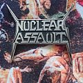 Nuclear Assault Pin Pin / Badge