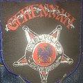 Gehennah - Metal Police Patch