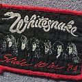 Whitesnake - Patch - Whitesnake Patch