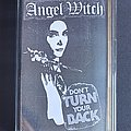 Angel Witch ‎– Advance 2019 - Don't Turn Your Back Tape / Vinyl / CD / Recording etc