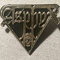 Asphyx pin  Pin / Badge