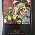Hirax tape Tape / Vinyl / CD / Recording etc