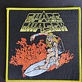 Space Chaser Surfer Patch
