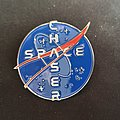 Space Chaser NASA Pin Pin / Badge