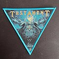 Testament - Patch -  Testament - Dark Roots of Earth Patch