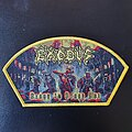 Exodus - Patch - Exodus - Blood In, Blood Out