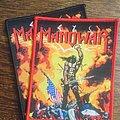 Manowar - Patch - Manowar - Kings of Metal Patch