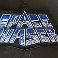 Space Chaser Logo Shape Patch