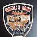 Manilla Road - Crystal Logic Patch