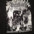Uncoffined - TShirt or Longsleeve - Uncoffined - Ceremonies Of Morbidity £13