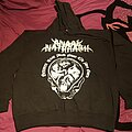 Anaal Nathrakh - Hooded Top - Anaal Nathrakh - Between Shit And Piss We Are Born