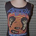 Anthrax - TShirt or Longsleeve - Anthrax State of Euphoria Tour 88-89