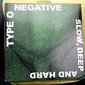Type O Negative - Tape / Vinyl / CD / Recording etc - Type O Negative- Slow Deep and Hard Green vinyl