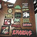 Last Batch of patches I picked up