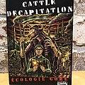 Cattle Decapitation - Other Collectable - Cattle Decapitation Ecologie Gore Book written by Robert Culat