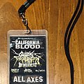 Cattle Decapitation AAA lanyard Other Collectable