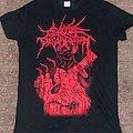 Cattle Decapitation - TShirt or Longsleeve - Cattle Decapitation Tshirt - The Decapitation of Cattle (red)