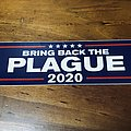 Cattle Decapitation Bring Back the Plague Sticker Other Collectable