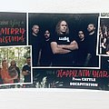 Cattle Decapitation Christmas Photo Other Collectable