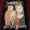 Cattle Decapitation - Patch - Cattle Decapitation custom backpatch.
