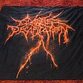 Cattle Decapitation - Other Collectable - Cattle Decapitation lava logo flag