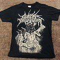 Cattle Decapitation Tshirt - The Decapitation of Cattle (grey)