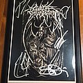 Cattle Decapitation - Cobargo Wildlife Sanctuary signed print Other Collectable