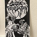 Cattle Decapitation sticker Other Collectable