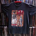 DEATH - THE IN HUMAN TOUR OF THE WORLD 1991 orig. vintage Tour Shirt