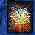 Running Wild - Gates to Purgatory 1984 Backpatch