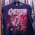 Kreator - Pleasure to Kill 1986 original muscle Shirt