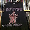 CELTIC FROST - To Mega Therion orig. 80's Shirt