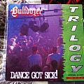 Bulldozer - Dance Got Sick! Trilogy Maxi Single 1992, signed by A.C. Wild