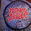 Morbid Angel - Altars of Madness vintage Patch