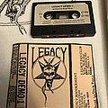 LEGACY - Demo 1  1985 Tape / Vinyl / CD / Recording etc