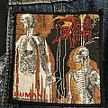 DEATH - Human 1991 woven Patch