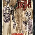 DEATH - Human 1991 Backpatch