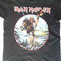 Iron Maiden - TShirt or Longsleeve - Iron Maiden - Tourshirt 2013